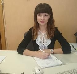 заместитель директора Цыранова Анна Сергеевна